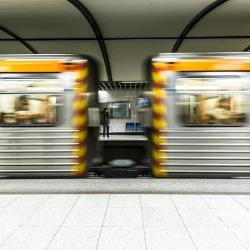 Станция метро Katehaki