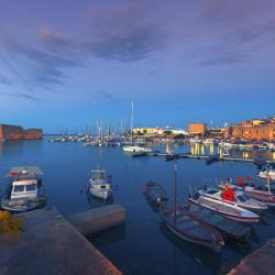 Hafen Heraklion