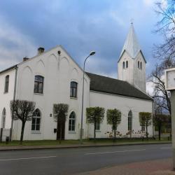 Talsu baptistu baznīca