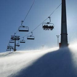 Chavannes Express Ski Lift