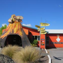 Volcanic Activity Centre, Taupo