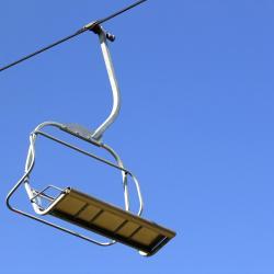 Perrieres Express Ski Lift