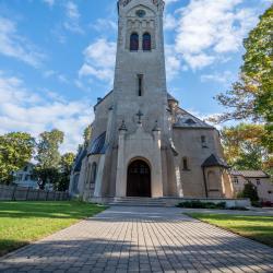 Dubultu luterāņu baznīca