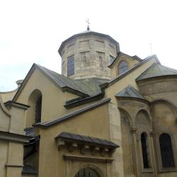 The Armenian Cathedral