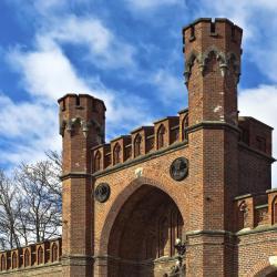 Rossgarten Gate