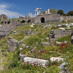 Pergamon Amphitheater, tr