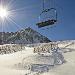 Almes ski lift