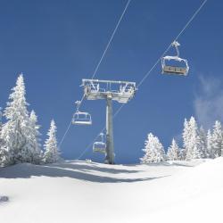 Vallee Blanche Ski Lift