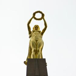 Pomnik Pamięci (Gëlle Fra), Luksemburg