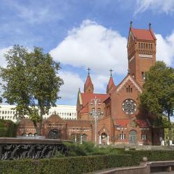 Church of Saints Simon and Helena, Minsk