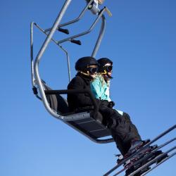 Deux Lacs Ski Lift