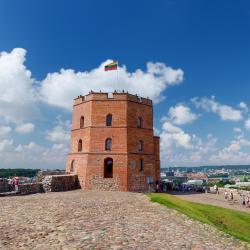 Gediminas' Tower, Vilnius