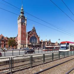 Центральний вокзал Гданська
