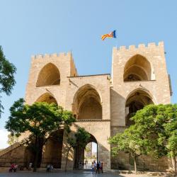 Serranos Gate