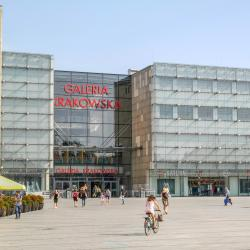 Centrum handlowe Galeria Krakowska
