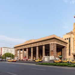 Stazione Ferroviaria Bucarest Gara de Nord