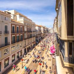 Calle Marqués de Larios, Malaga