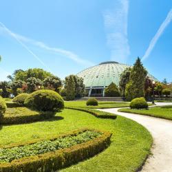 Jardins del Palau de Cristall