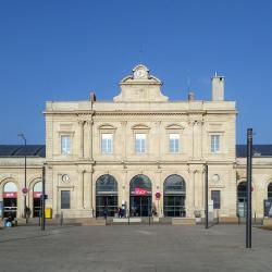 Reims Train Station