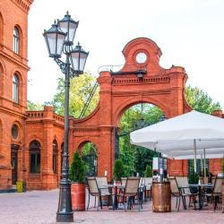 Manufaktura-ostoskeskus, Łódź