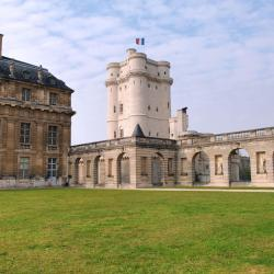 Château de Vincennes Paris