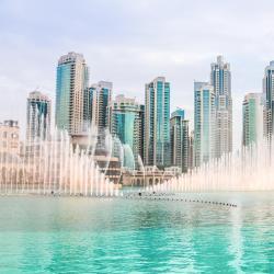 Fontana di Dubai