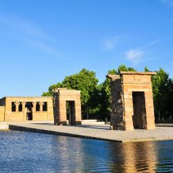 Egipatski hram Templo de Debod