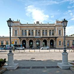 Stazione di Trieste Centrale