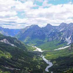 Valbona Valley National Park 8 homestays