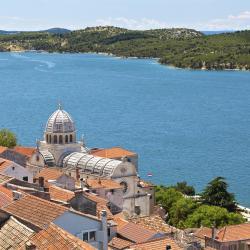 Dalmatie (Region de Sibenik)