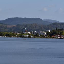 Lacul Rotorua 9 hosteluri