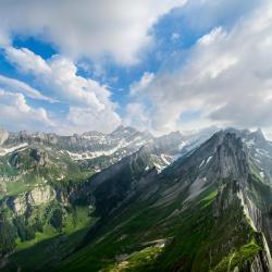Suisse orientale