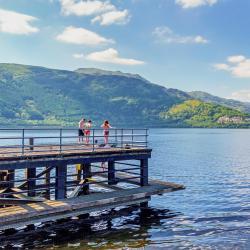 Loch Lomond 172 villa