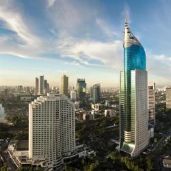 Província de Jakarta 32 albergs