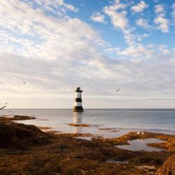 Anglesey 6 parques de campismo