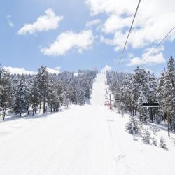 Sarikamis Skigebied