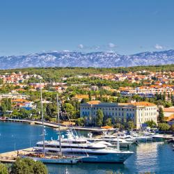 Condado de Zadar 72 campings resort