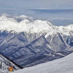Krasnaya Polyana Ski