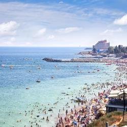 Black Sea Romania 4250 beach hotels