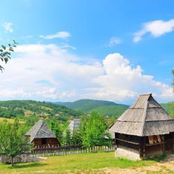 Oblast Zlatibor 866 smeštaja za odmor