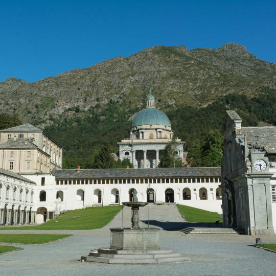 Religious Itineraries on the Sacri Monti