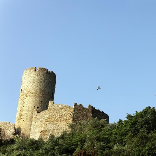 Hrad Ursino v Catanii