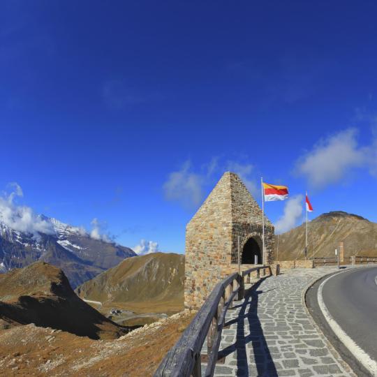 La Strada alpina del Grossglockner