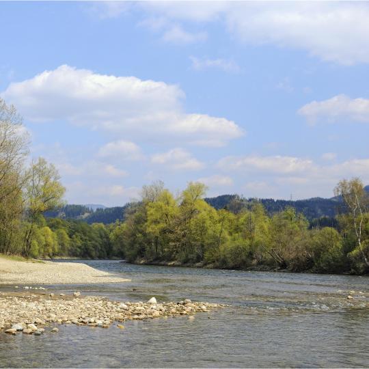 River Mur Cycling Trail