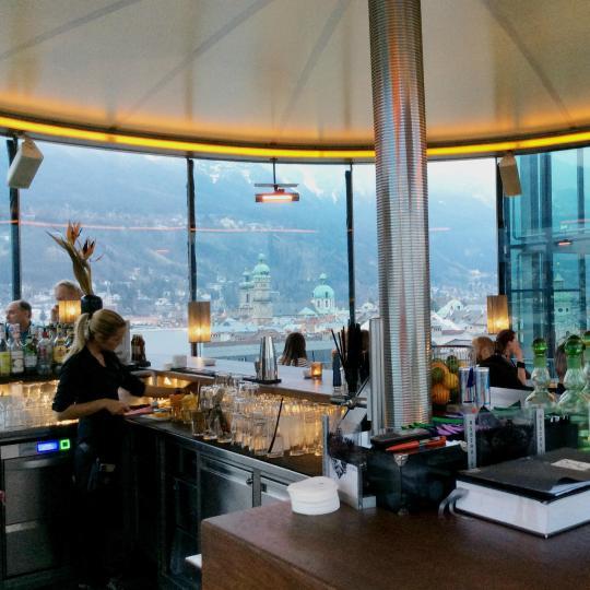 Bar winny 360°