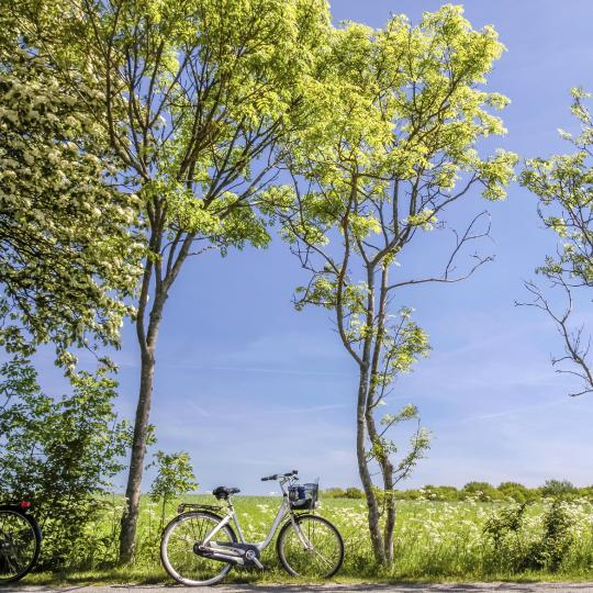 Bicycle holiday on Bornholm