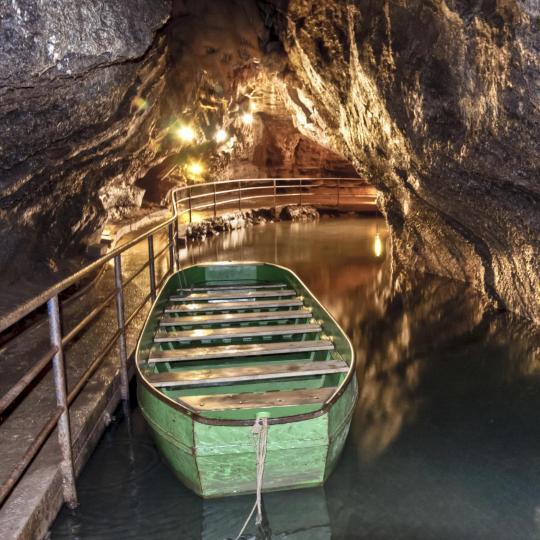 Höhle von Han-sur-Lesse