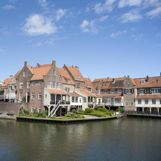 Muzeum Zuiderzee w Enkhuizen