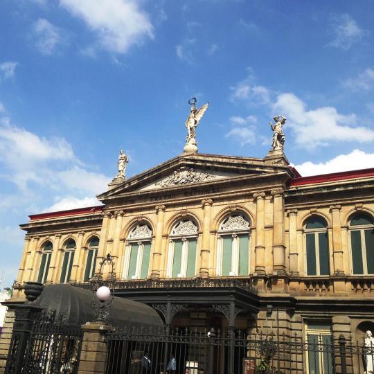 Historic San José