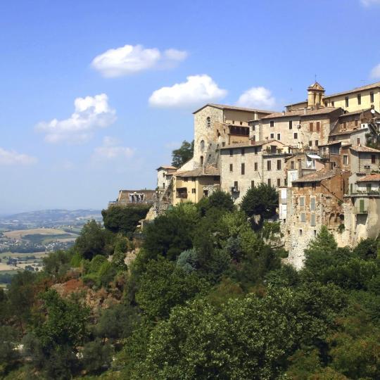 Turismo religioso ad Assisi